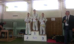 Bohdan Demyd 1. místo, Daniel Nachtmann 2. místo, Viktor Novotný 3. místo
